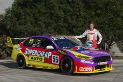 Chaz Mostert, Rod Nash Racing Ford retro renk düzeni