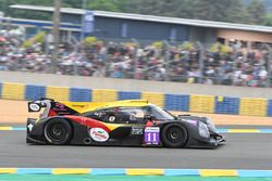 #11 By Speed Factory Ligier JPS3 - Nissan: Rebecca Jackson, Jesus Fuster