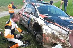 Alexey Lukyanuk, incidente