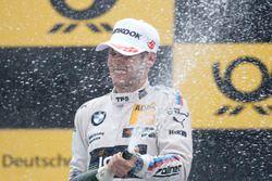 Podio: Tom Blomqvist, BMW Team RBM, BMW M4 DTM