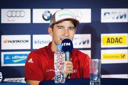 Press Conference: Mike Rockenfeller, Audi Sport Team Phoenix, Audi RS 5 DTM