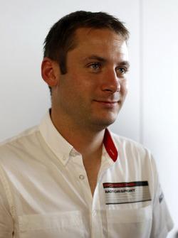 #91 Porsche Motorsport Porsche 911 RSR: Nick Tandy