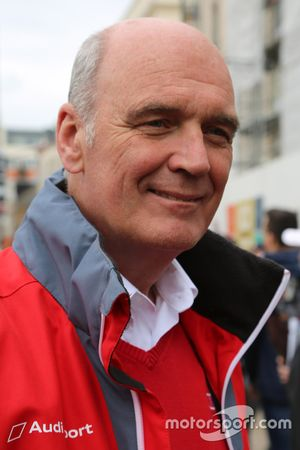 Dr. Wolfgang Ullrich, Chef Audi Sport