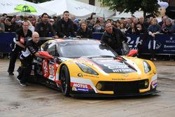 Экипаж #50 Larbre Competition Chevrolet Corvette C7-R