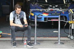 #100 Attempto Racing, Lamborghini Huracan GT3: Max Van Splunteren