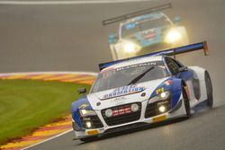 #27 Sainteloc Racing, Audi R8 LMS ultra: Michael Blanchemain, Jean-Paul Buffin, Valentin Hasse-Clot,
