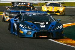 #100 Attempto Racing Lamborghini Huracan GT3: Louis Machiels, Max Van Splunteren, Jeroen Mul, Giovan