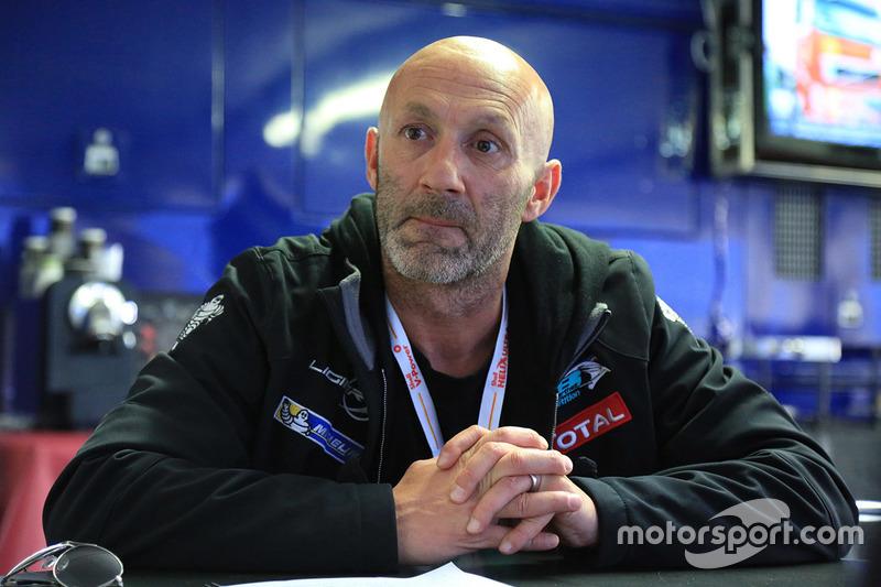 Фабьен Бартез, #23 Panis Barthez Competition Ligier JS P2 Nissan