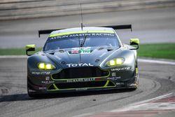 #97 Aston Martin Racing, Aston Martin Vantage GTE: Darren Turner, Richie Stanaway
