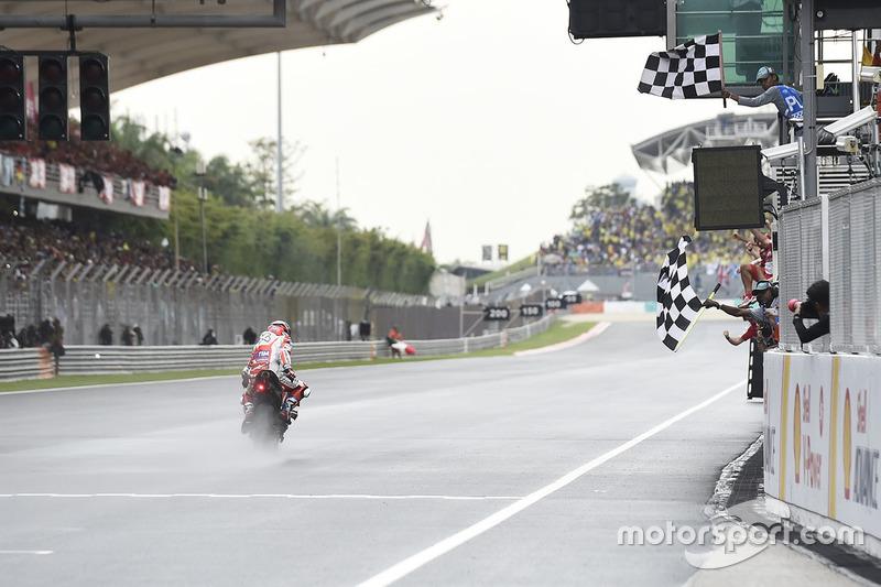 Pemenang 2016, Andrea Dovizioso, Ducati Team