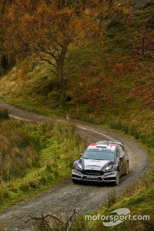 Ott Tänak, Raigo Molder, DMACK World Rally Team