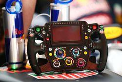 Volante de Red Bull Racing RB12