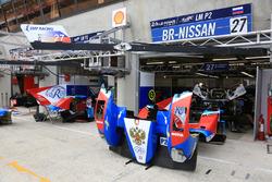 #27 SMP Racing BR01 – Nissan