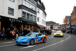 #151 Pixum Team Adrenalin Motorsport, Porsche Cayman: Christian Büllesbach, Andreas Schettler, James