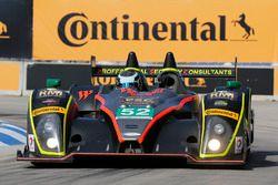 #52 PR1 Mathiasen Motorsports Oreca FLM09: Robert Alon, Tom Kimber-Smith