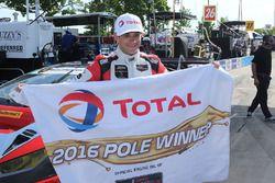 GTD ganador de la pole Bryan Sellers, Paul Miller Racing