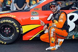 Polesitter Martin Truex Jr., Furniture Row Racing Toyota
