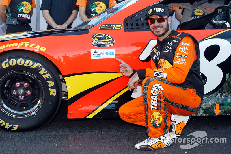 Talladega: Martin Truex Jr. (Furniture-Row-Toyota)