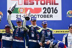Podyum: 1. LMP3 #18 M.Racing - YMR Ligier JSP3 - Nissan: Thomas Laurent, Yann Ehrlacher, Alexandre C