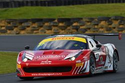 #27 Trass Family Motorsport Ferrari 458 GT3: Sam Fillmore, Danny Stutterd