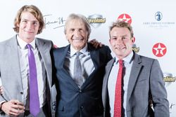 Freddie Hunt, Derek Bell, Tom Hunt