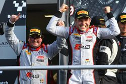 Podium: Sieger Enzo Ide, Christopher Mies