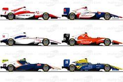 Présentation de la saison GP3