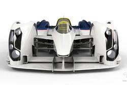 InMotion, prototipo elettrico per la 24 Ore di Le Mans