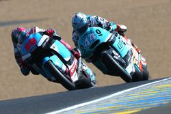 Luis Salom, SAG Racing Team, Danny Kent, Leopard Racing