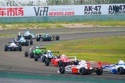 CFGP Race action
