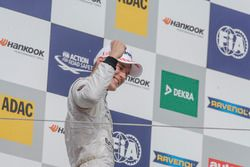 Podium, Maximilian Günther Prema Powerteam Dallara F312 - Mercedes-Benz