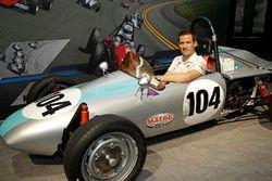 Sébastien Ogier ''50 yıllık heyecan - Volkwagen Motorsport'' açılış töreninde