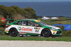 #92 MARC Cars Australia Ford Focus V8: Mick Benton