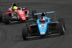 Marcos Siebert, Jenzer Motorsport y Mick Schumacher, Prema Powerteam