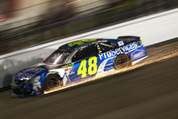 Jimmie Johnson, Hendrick Motorsports Chevrolet and sparks