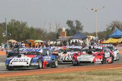 Jose Savino, Savino Sport Ford, Jose Manuel Urcera, Las Toscas Racing Chevrolet, Leonel Sotro, Di Me