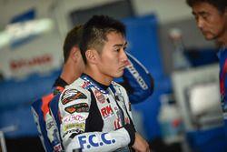 #5, F.C.C. TSR Honda, Honda: Shinichi Itoh, Damian Cudlin, Kazuma Watanabe