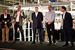 Marek Reichman, Executive Vice President & Chief Creative Officer, Aston Martin Lagonda Ltd met Mart