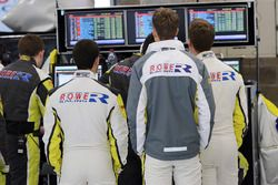 Rowe Racing teamruimte
