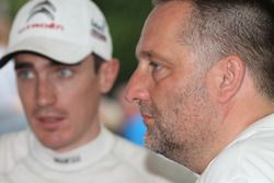Stéphane Lefebvre, Citroën DS3 WRC, Abu Dhabi Total World Rally Team with Yves Matton, Citroën Motor