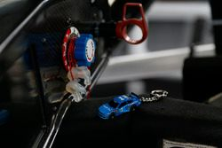 Jamie McMurray, Chip Ganassi Racing Chevrolet, keychain