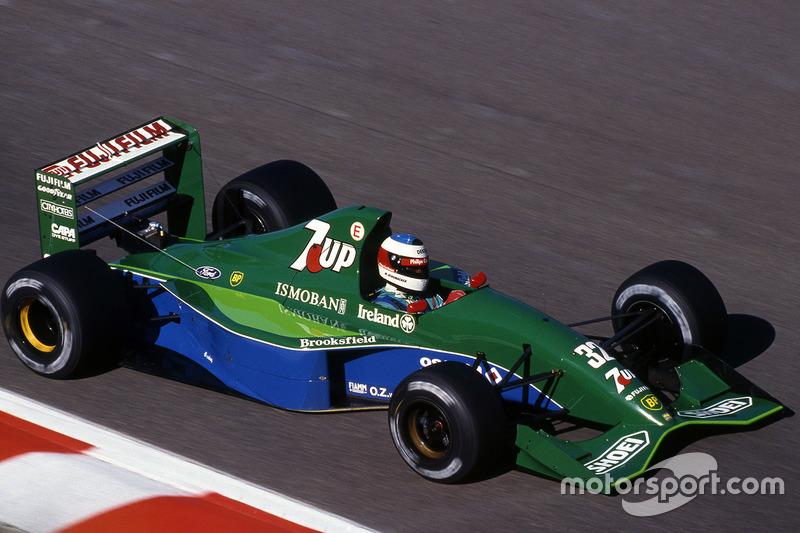 3位:ジョーダン191(1991年)