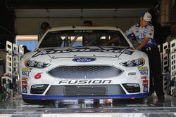 Technische Inspektion: Trevor Bayne, Roush Fenway Racing, Ford