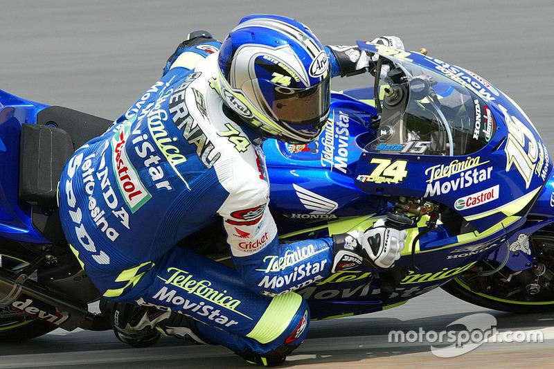 Sete Gibernau - 8 victorias y 16 podios