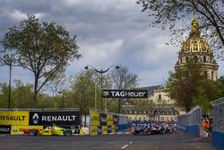 Daniel Abt, ABT Schaeffler Audi Sport lidera
