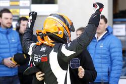 Ganador, #63 GRT Grasser-Racing-Team, Lamborghini Huracán GT3: Rolf Ineichen