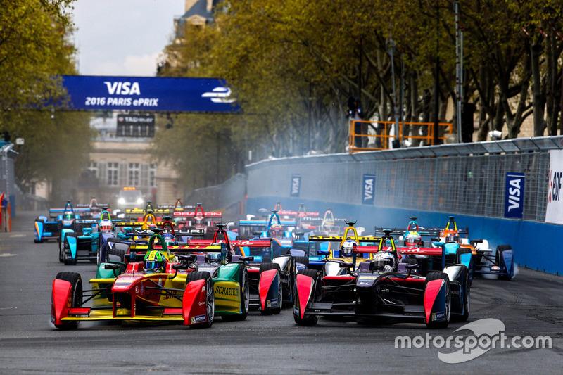 Temporada 2: ePrix de París 2016