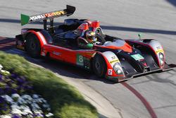 #8 Starworks Motorsports, ORECA FLM09: Renger van der Zande, Alex Popow