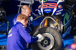 Yamaha Factory Racing mekanikerleri