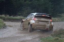 Mads Ostberg, M-Sport World Rally Team, Ford Fiesta WRC Evo 2016